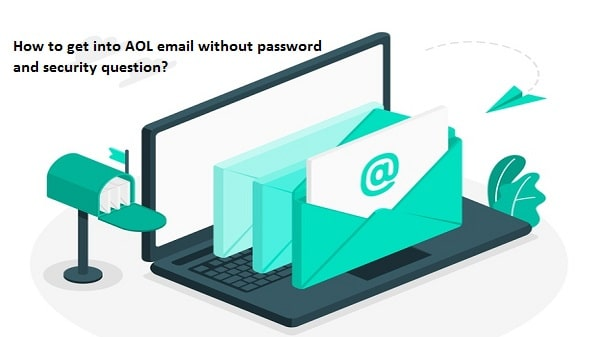 AOL mail without password
